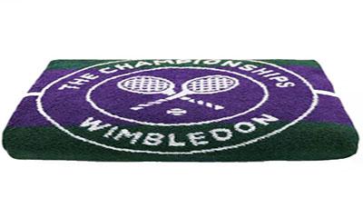 Free Wimbledon Towels