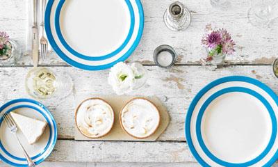 Win a Cornishware Plate Set