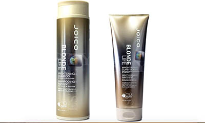 Free Blonde Brightening Shampoo