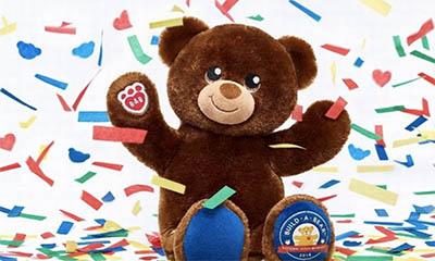 Free Build-A-Bear Toy