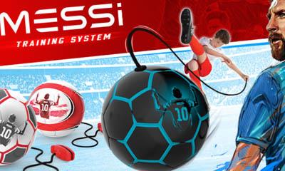 Free Messi Signed Shirt & Training Ball