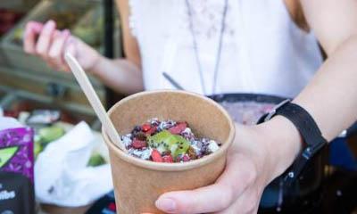 Free Organic Mini Breakfasts