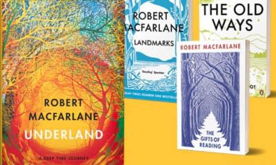 Free Robert Macfarlane Book Collection