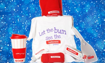 Free Sudocrem Goody Bags