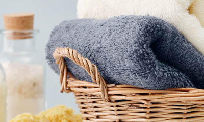 Win a Luxurious Set of Egyptian Cotton Towels