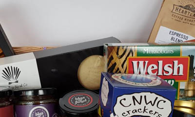 Win a Welsh Food Hamper