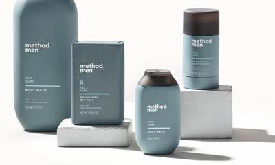 Free Body Wash Bottle
