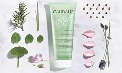 Free Caudalie Cleansing Gel