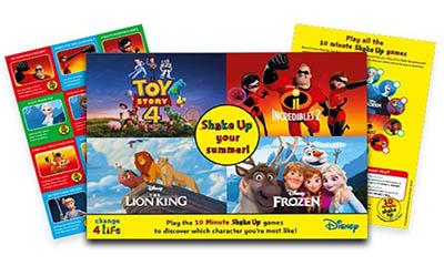 Free Disney Games Pack