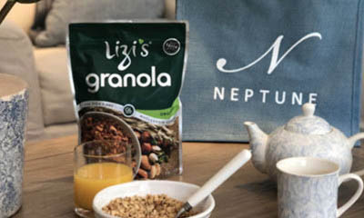 Free Granola (A Month's Supply)