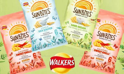Free Walkers Sunbites Crisps