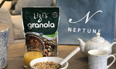 Win a Months Supply of Lizis Granola