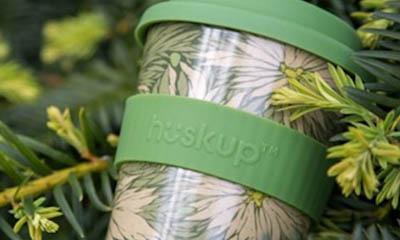 Free Reusable Huskup Cups