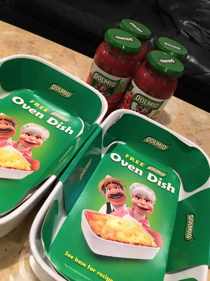 Free Dolmio Oven Dish Freesamples Co Uk