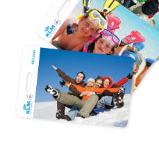Free KLM Personalized Luggage Tags