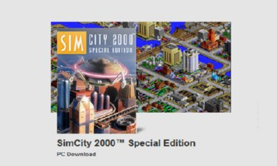 Free SimCity 2000 Special Edition Game