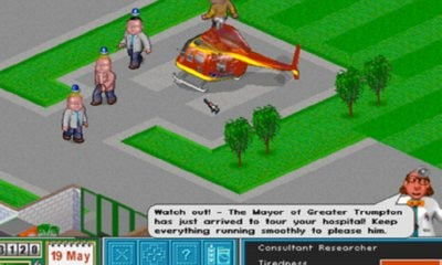 Free Theme Hospital PC Game