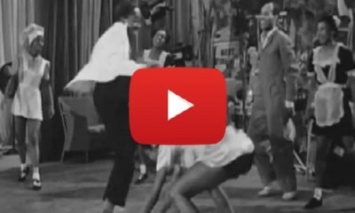 Must See: Dancers From 1941 Are Amazing