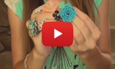 How To: Make Duct Tape Rose Rings
