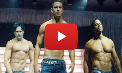 Is It Hot In Here Or Is It Magic Mike XXL?