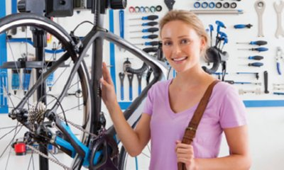 Free Women's Bike Maintenance Classes