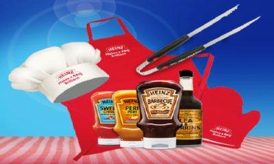 Free Heinz BBQ Kit