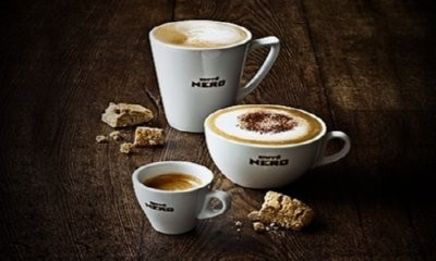 Free Hot Drink from Caffe Nero