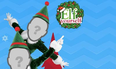 Free Elf Yourself Video