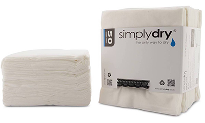 Free Simply Dry Salon Towels