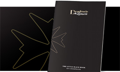 Free Little Black Book of Champagne