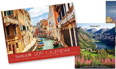 Free Tauck 2017 Calendar