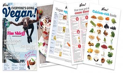 Free Vegetarian Magazine