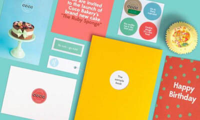 Free Business Cards from Moo
