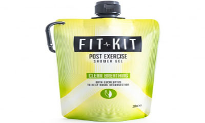 Free Fit Kit Shower Gel