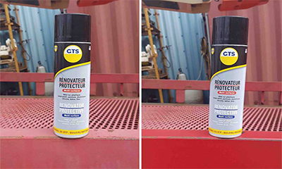 Free GuardTech Shine Spray