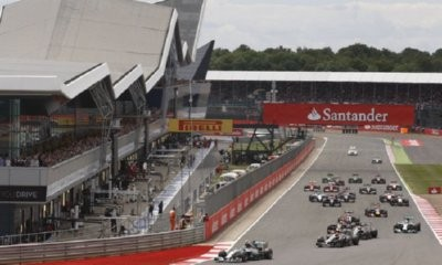 Free Silverstone British Grand Prix Open Day