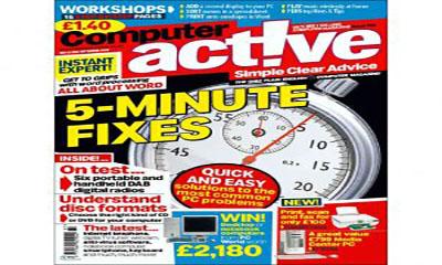 Free Computer Active Magazine
