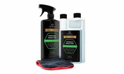 Free Trinova Waterless Car Wash and Wax