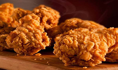 Free KFC Hot Wings