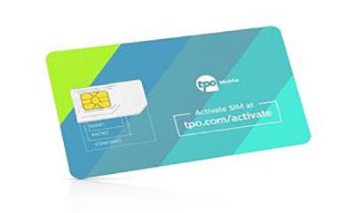 Free TPO SIM Card