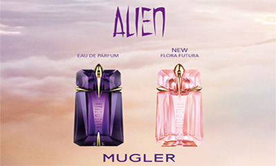 Free Mugler Alien Perfumes