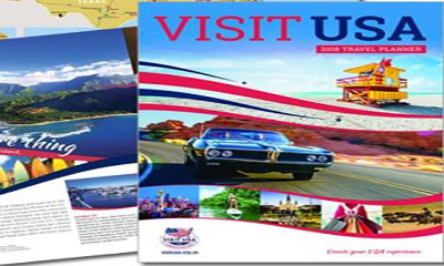 Free USA Road Trip Guide