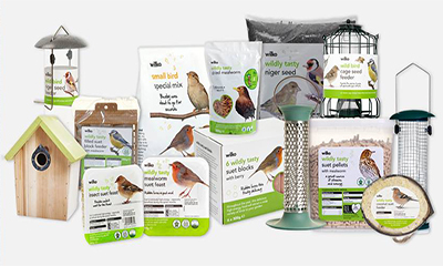 Win a Wild Bird Garden Bundle with Wilko