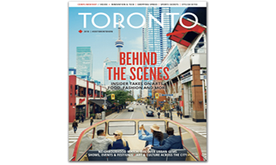 Free Toronto Travel Magazine