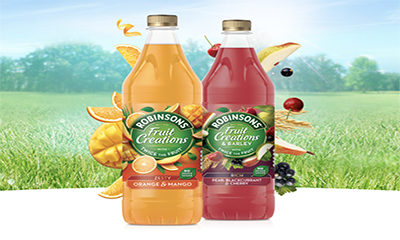 Free £1 Off Robinsons Fruit Creations Coupon