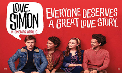 Free Cinema Tickets To See Love, Simon