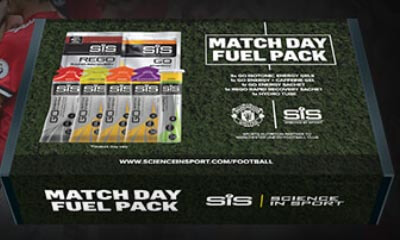 Free Match Day Fuel Pack