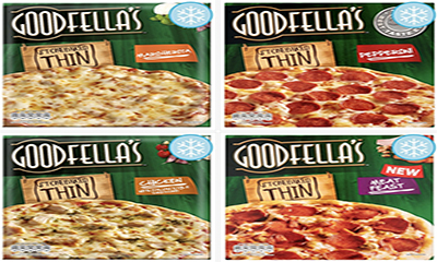 Goodfella's Pizzas Only £1 Each