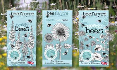 Free Bee-Friendly Seeds