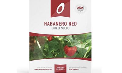 Free Habanero Chilli Seeds